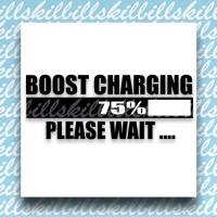 Boost charging